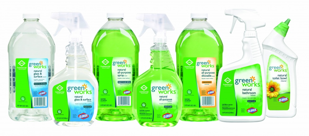 Eco friendly cleaning products for Eco friendly home products